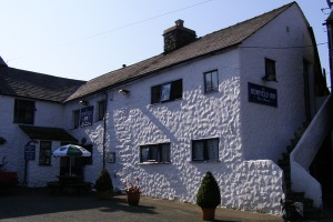 The Newfield Inn, Seathwaite, Duddon Valley, Cumbria