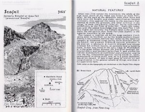 Wainwright's Scafell Guide