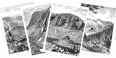 Wainwright Illustrations